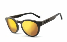 COR-001 Wooden sunglasses laser gold