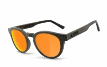 COR-001 Holz Sonnenbrille orange