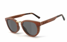 COR003 wood sunglasses - photochromic