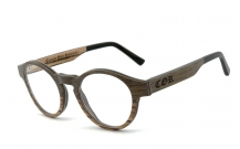 COR009 Holzbrille