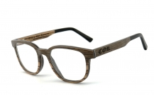 COR-015 Holzbrille