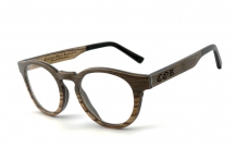 COR002 Holzbrille