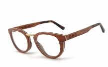 COR003 Holzbrille
