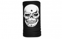 Multifunction scarf skull
