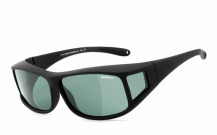 Skipper 10.0 fit over glasses (polarized)
