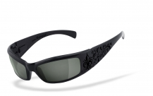 dark princess - tribal lily black (polarized)
