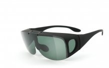 Skipper 13.0 fit over glasses (polarized)