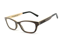 COR011 Holzbrille