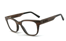 COR012 Holzbrille