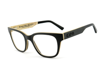 COR014 Holzbrille