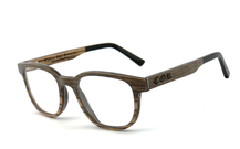 COR015 Holzbrille