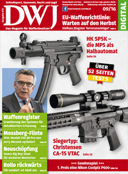 DWJ - DeutschesWaffen-Journal