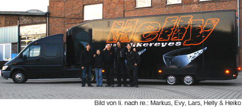 Helly Bikereyes Truck
