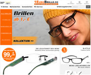 HELBRECHT optics startet die 1-Euro-Brille
