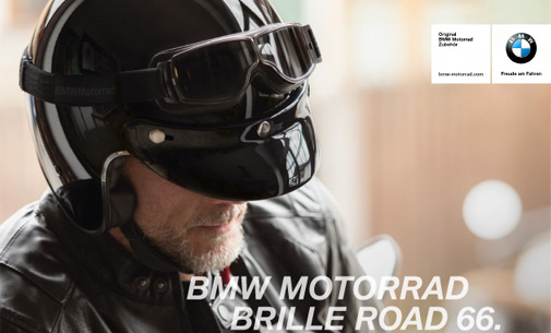 BMW Motorrad and HELBRECHT optics