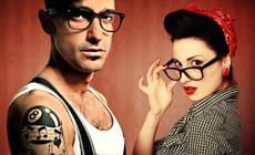 HELBRECHT optics - Retro & Rockabilly Eyewear