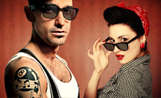 HELBRECHT optics - Retro & Rockabilly Brillen